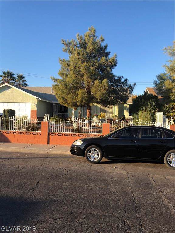 5262 Treasure, Las Vegas, NV 89122 (MLS #2151558) :: Signature Real Estate Group