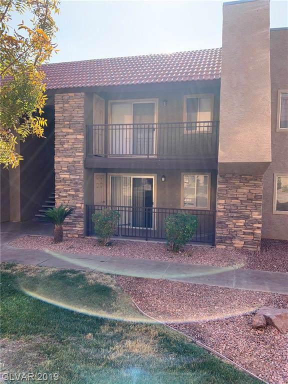 5314 River Glen Dr #273, Las Vegas, NV 89103 (MLS #2151913) :: Vestuto Realty Group