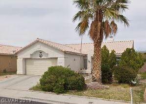3724 Delhi, North Las Vegas, NV 89032 (MLS #2153638) :: Signature Real Estate Group