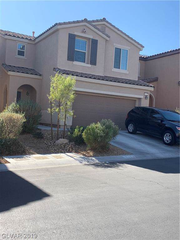 10157 Palazzo Marcelli, Las Vegas, NV 89147 (MLS #2153919) :: Signature Real Estate Group