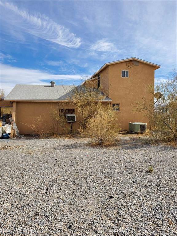 1551 E Pluto, Pahrump, NV 89048 (MLS #2154043) :: Signature Real Estate Group