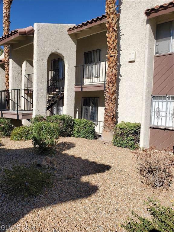 3232 Jericho B, Las Vegas, NV 89102 (MLS #2154417) :: Trish Nash Team