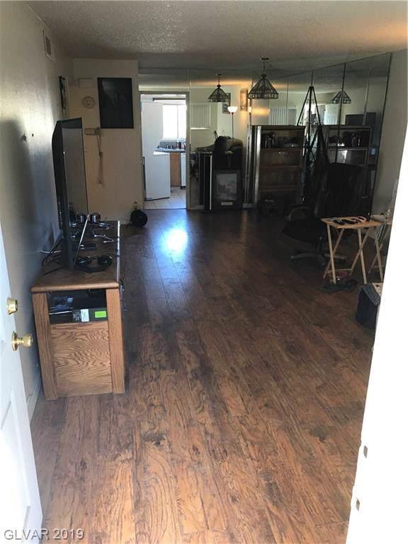 356 Desert Inn #215, Las Vegas, NV 89109 (MLS #2154513) :: Trish Nash Team