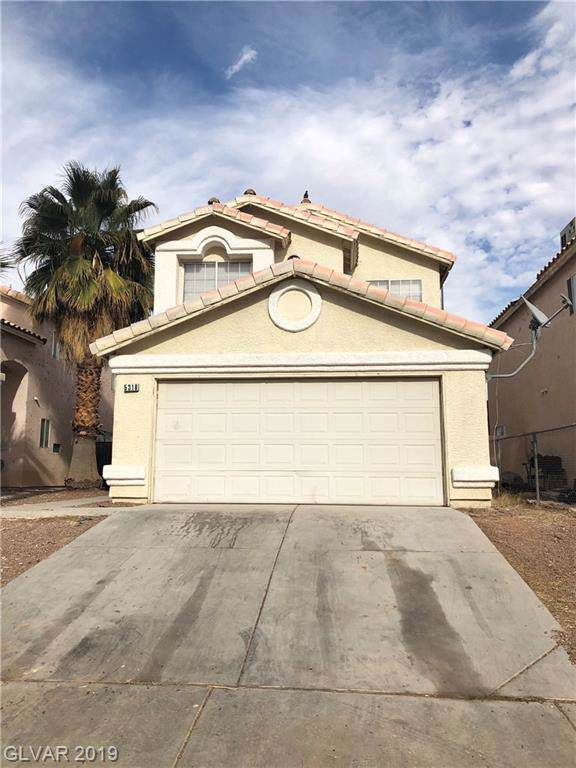 5318 Silverheart, Las Vegas, NV 89142 (MLS #2154517) :: Signature Real Estate Group