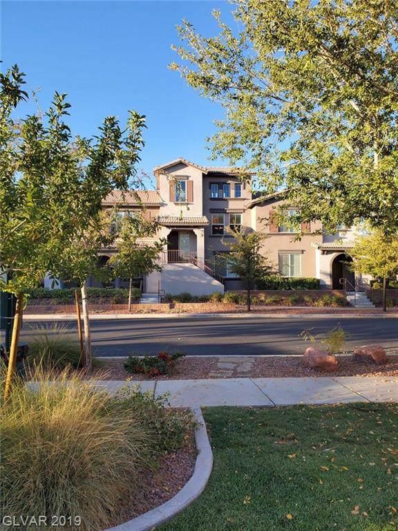 11346 Bedford Commons #102, Las Vegas, NV 89135 (MLS #2154644) :: Brantley Christianson Real Estate
