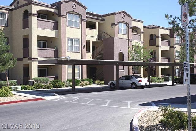 6955 N Durango #3018, Las Vegas, NV 89149 (MLS #2154647) :: Trish Nash Team