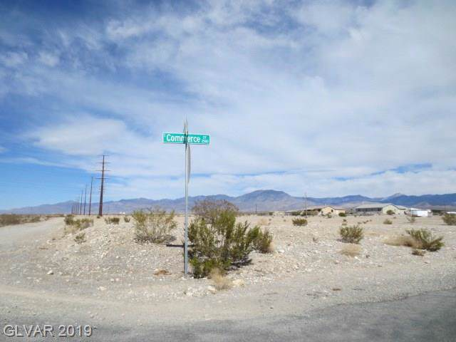 2530 E Commerce, Pahrump, NV 89048 (MLS #2154689) :: Trish Nash Team
