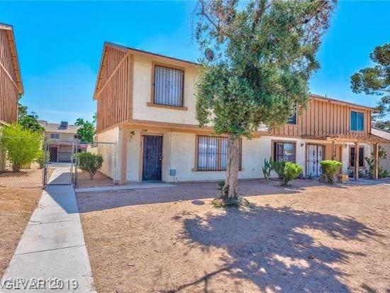 3173 Marsford Place, Las Vegas, NV 89102 (MLS #2154735) :: Vestuto Realty Group