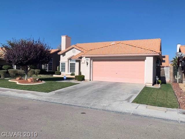 3732 Fortress, North Las Vegas, NV 89031 (MLS #2155823) :: Brantley Christianson Real Estate