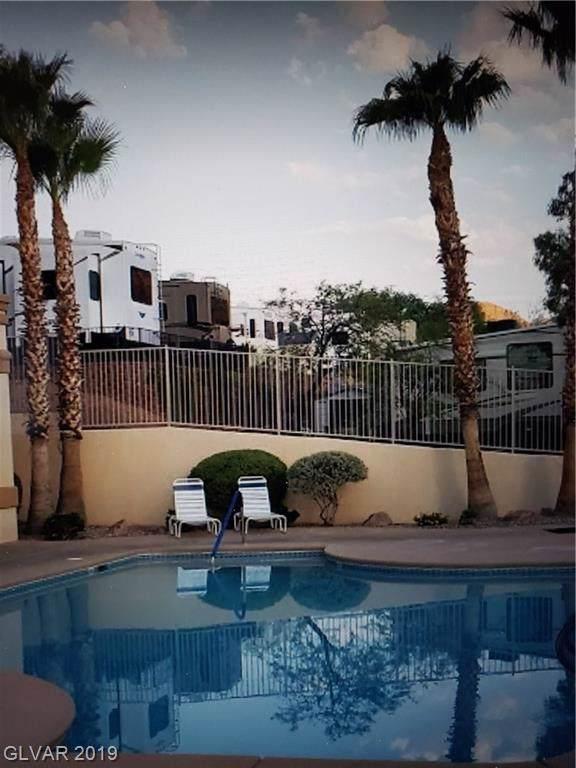 831 Canary, Boulder City, NV 89005 (MLS #2156072) :: Brantley Christianson Real Estate