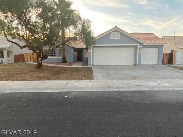 231 Sage, Mesquite, NV 89027 (MLS #2156402) :: Brantley Christianson Real Estate