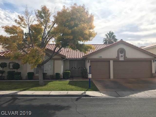 6385 Heatherton, Las Vegas, NV 89110 (MLS #2156873) :: Trish Nash Team