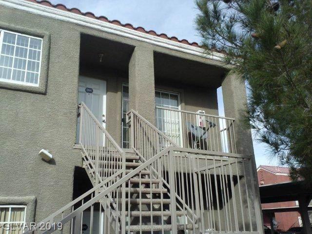 4730 Craig #2091, Las Vegas, NV 89115 (MLS #2157051) :: Trish Nash Team