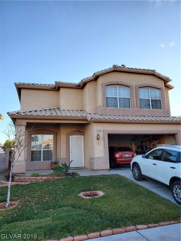 1529 Knoll Heights, North Las Vegas, NV 89032 (MLS #2157130) :: Signature Real Estate Group