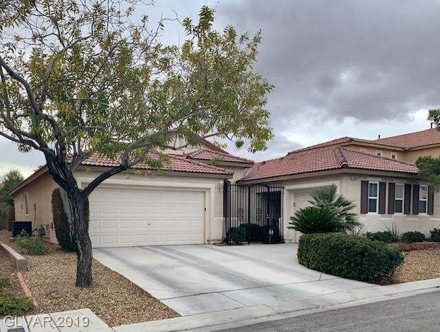7605 Ironwood Knoll, Las Vegas, NV 89113 (MLS #2157288) :: Signature Real Estate Group