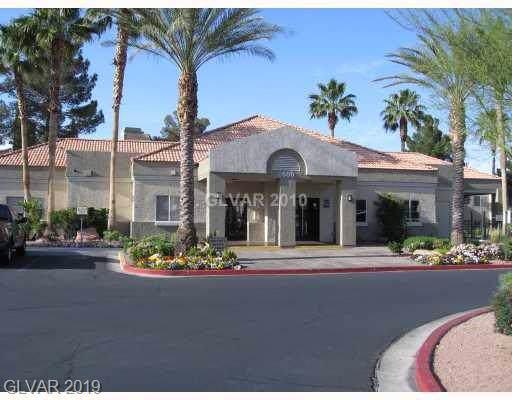 8600 Charleston #1107, Las Vegas, NV 89117 (MLS #2157426) :: Signature Real Estate Group