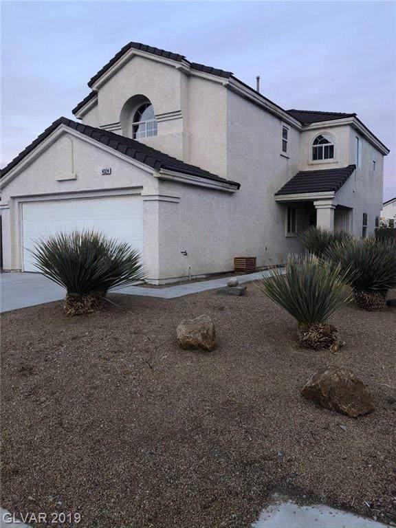 4324 Desert Dancer, Las Vegas, NV 89147 (MLS #2157581) :: Hebert Group | Realty One Group