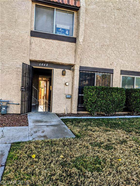 6448 Ironbark, Las Vegas, NV 89107 (MLS #2157927) :: Signature Real Estate Group