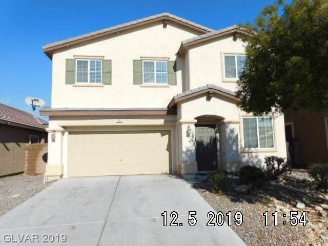 3740 Prairie Orchid, North Las Vegas, NV 89081 (MLS #2157996) :: Signature Real Estate Group