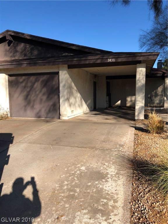 3438 Don Miguel, Las Vegas, NV 89121 (MLS #2158015) :: Signature Real Estate Group