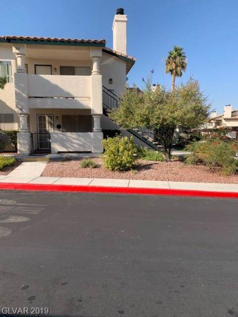 7960 Terrace Rock #202, Las Vegas, NV 89128 (MLS #2158079) :: Performance Realty