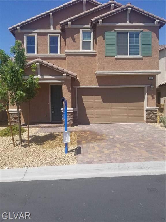8118 Nottingham Hill Ln,, Las Vegas, NV 89113 (MLS #2158148) :: Signature Real Estate Group