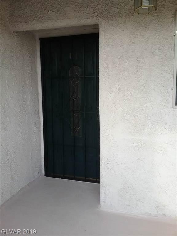 1676 Jupiter B, Las Vegas, NV 89119 (MLS #2158172) :: Signature Real Estate Group