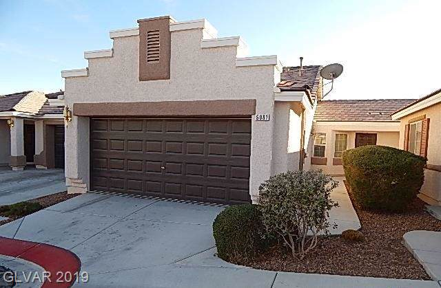 5081 Bayberry Crest, North Las Vegas, NV 89115 (MLS #2158405) :: Brantley Christianson Real Estate