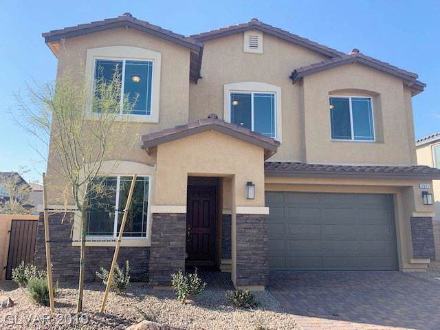 2671 Topaz Blue Lot 62, Las Vegas, NV 89146 (MLS #2158515) :: ERA Brokers Consolidated / Sherman Group