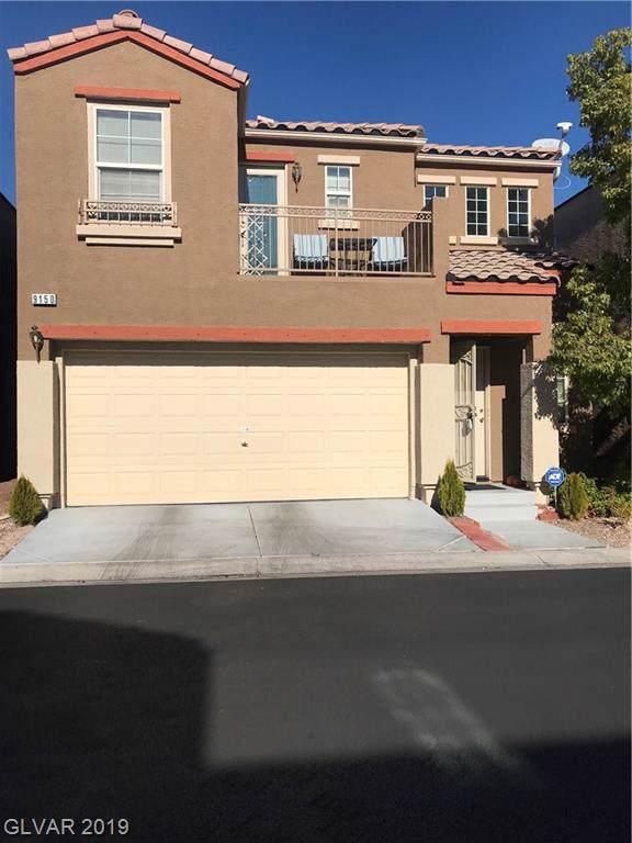 9150 Glennon, Las Vegas, NV 89148 (MLS #2158569) :: Signature Real Estate Group