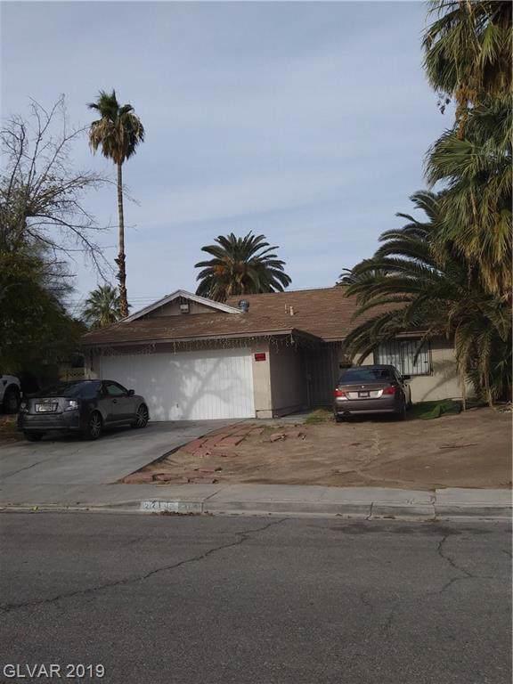 2216 Palora, Las Vegas, NV 89169 (MLS #2158702) :: Hebert Group   Realty One Group