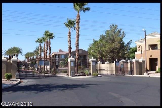 8070 W Russell #2020, Las Vegas, NV 89113 (MLS #2158943) :: Hebert Group | Realty One Group