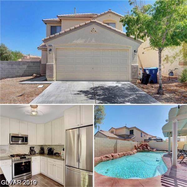 6684 Wheeler, Las Vegas, NV 89148 (MLS #2159326) :: Hebert Group | Realty One Group