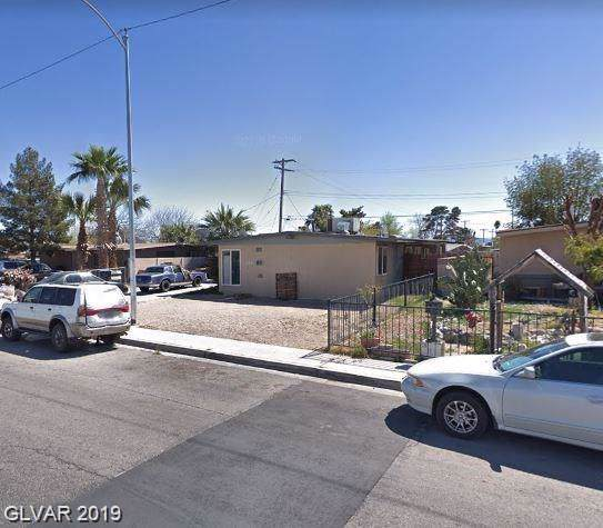 2841 Emmons Avenue, North Las Vegas, NV 89030 (MLS #2160027) :: Performance Realty