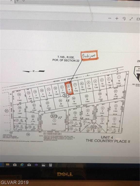 4770 N Nevada, Pahrump, NV 89061 (MLS #2160037) :: Signature Real Estate Group
