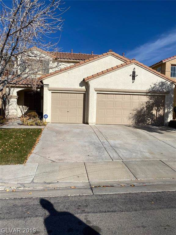 2988 Paseo Hills, Henderson, NV 89052 (MLS #2160834) :: Signature Real Estate Group