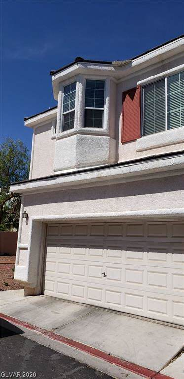 233 Optimistic, Henderson, NV 89052 (MLS #2162176) :: Signature Real Estate Group