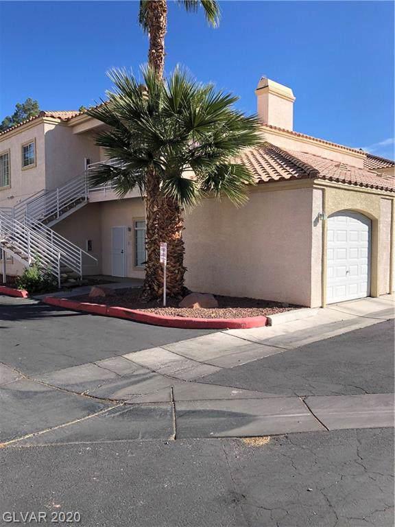 1900 N Torrey Pines #123, Las Vegas, NV 89108 (MLS #2163306) :: Hebert Group | Realty One Group