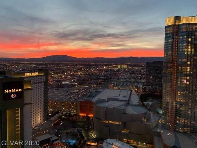 3750 S Las Vegas 3310 & 3311, Las Vegas, NV 89158 (MLS #2164888) :: Hebert Group | Realty One Group