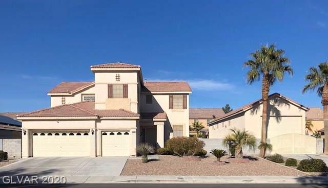 6300 W Azure, Las Vegas, NV 89130 (MLS #2164971) :: Performance Realty