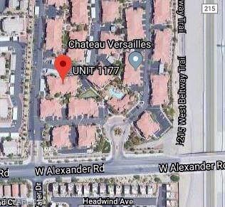 10550 Alexander #1177, Las Vegas, NV 89129 (MLS #2165586) :: Performance Realty
