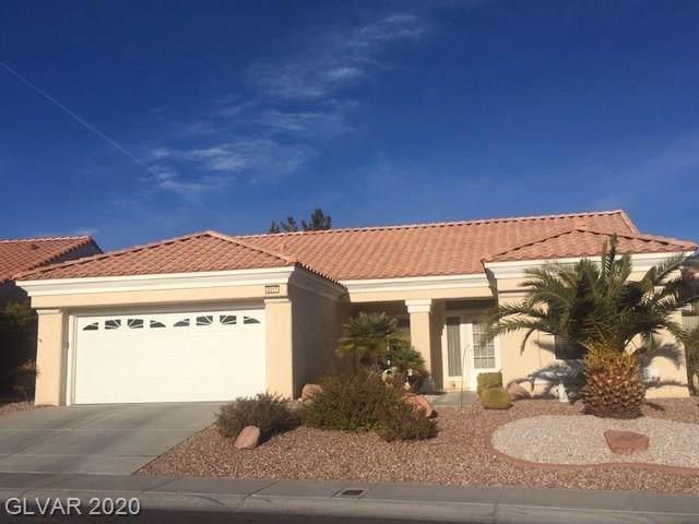 2217 Airlands, Las Vegas, NV 89134 (MLS #2166337) :: Brantley Christianson Real Estate