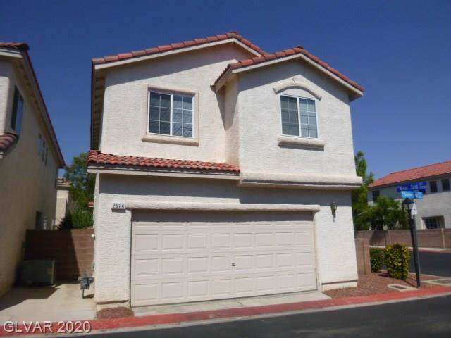 2924 Sapphire Sands, North Las Vegas, NV 89031 (MLS #2166444) :: Brantley Christianson Real Estate