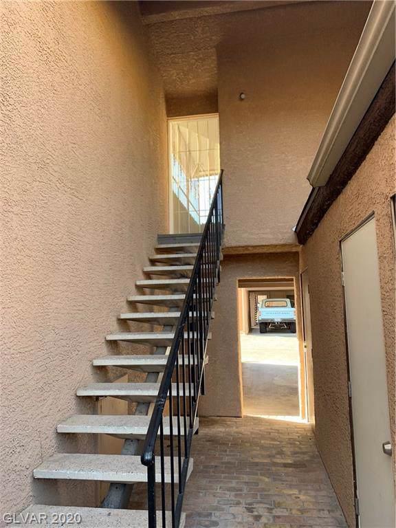 1501 Living Desert D, Las Vegas, NV 89119 (MLS #2166522) :: Hebert Group | Realty One Group