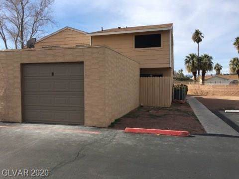 5125 Gray B, Las Vegas, NV 89119 (MLS #2166524) :: Performance Realty