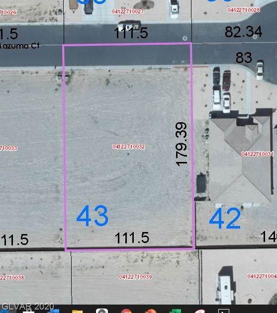 1551 Mazuma Court, Logandale, NV 89021 (MLS #2166596) :: The Lindstrom Group