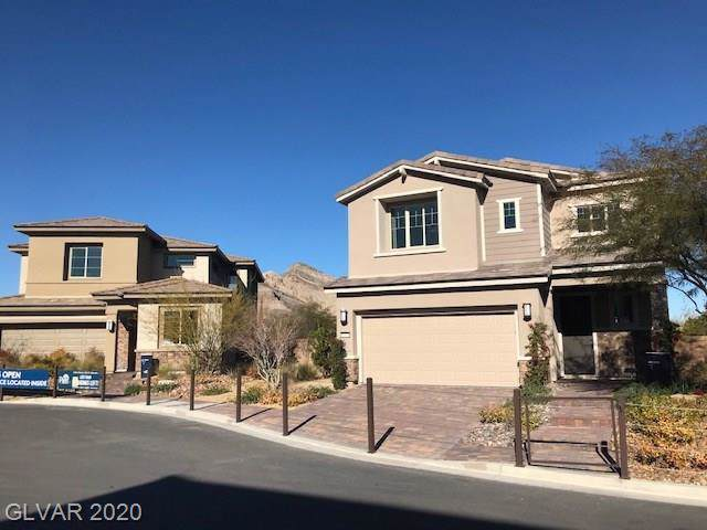 10970 Terra Azul, Las Vegas, NV 89138 (MLS #2166712) :: Hebert Group | Realty One Group