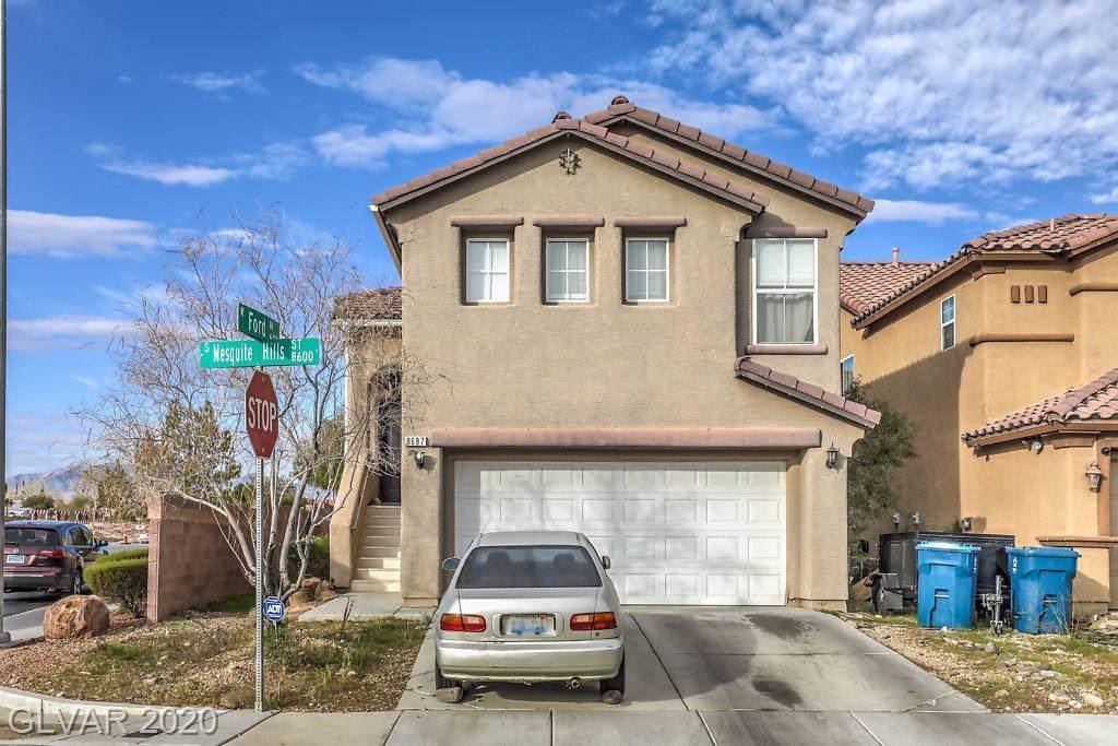 8697 Mesquite Hills Street - Photo 1