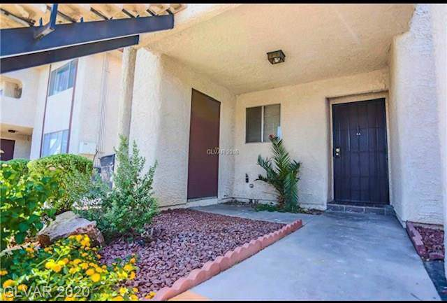 1675 Jupiter A, Las Vegas, NV 89119 (MLS #2167866) :: Hebert Group | Realty One Group