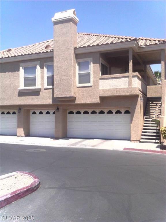 5125 Reno Avenue #2032, Las Vegas, NV 89118 (MLS #2167974) :: Hebert Group | Realty One Group